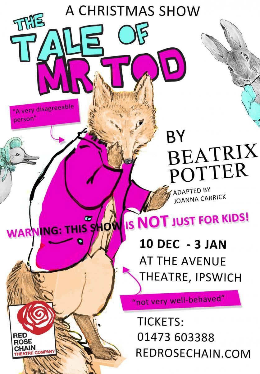 beatrix potter show