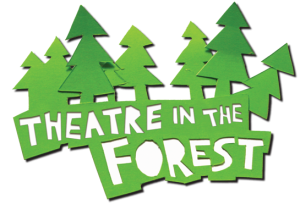theatre in the forest logo