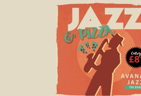 Jazz and Rustic Pizza Night