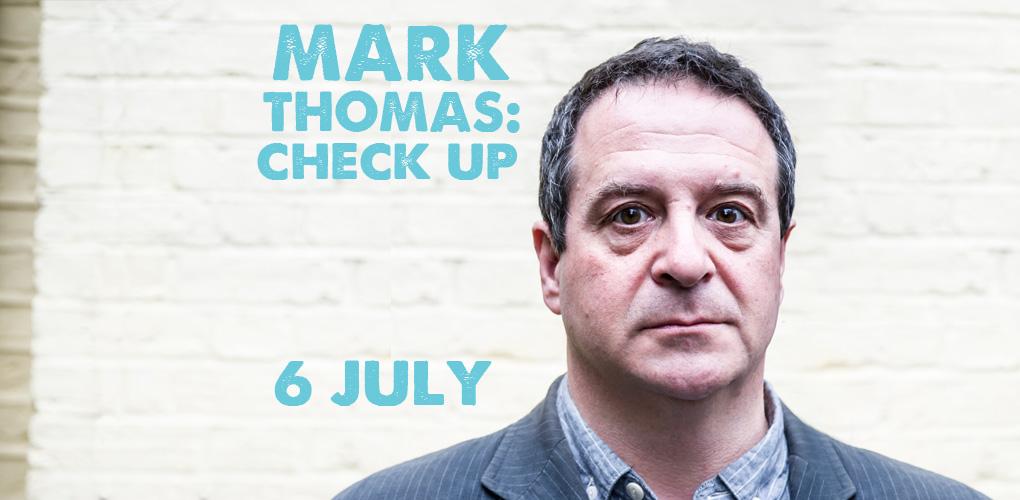 MARK THOMAS – CHECK UP