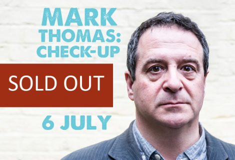 MARK THOMAS – CHECK-UP