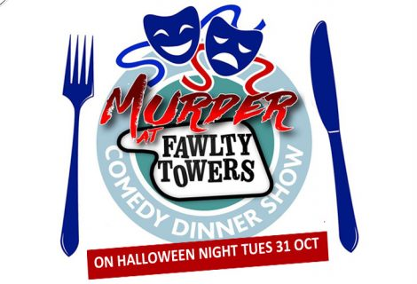 Murder at Fawlty Towers Dinner Show