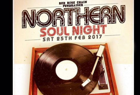 Northern Soul Night Fundraiser