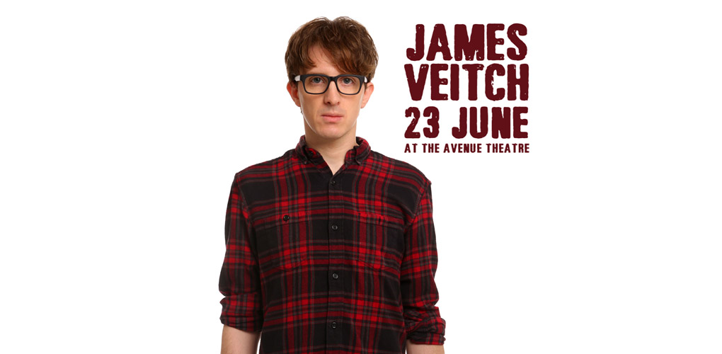 James Veitch – GAME FACE