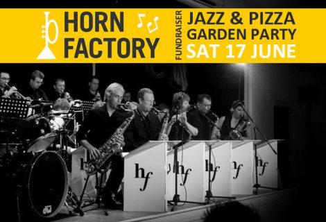 HORN FACTORY Garden Party