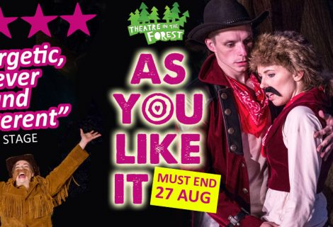 Theatre in the Forest 2017 – As You Like It