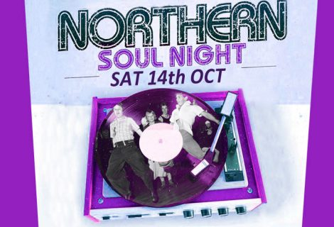 Northern Soul Night (October)