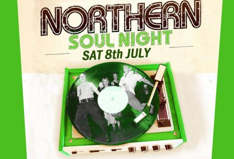Northern Soul Night (July)