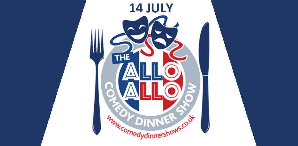 Allo Allo Comedy Dinner Show