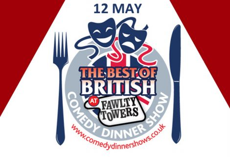 Best of British Comedy Dinner Show