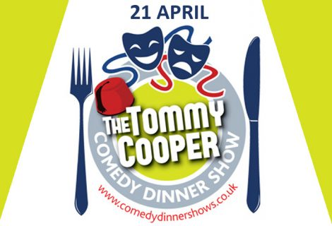 Tommy Cooper Comedy Dinner Show