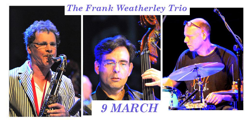 The Frank Weatherley Jazz Trio