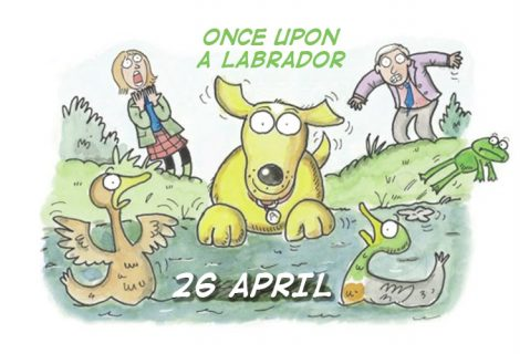 Once Upon a Labrador