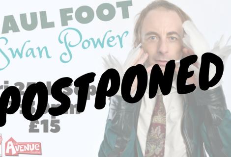 Paul Foot – Swan Power