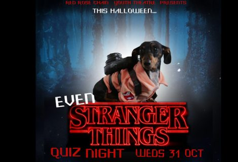 Even Stranger Things Quiz Night