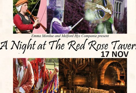 A Night at the Red Rose Tavern