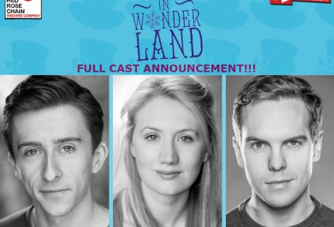 Alice in Wonderland cast announcement