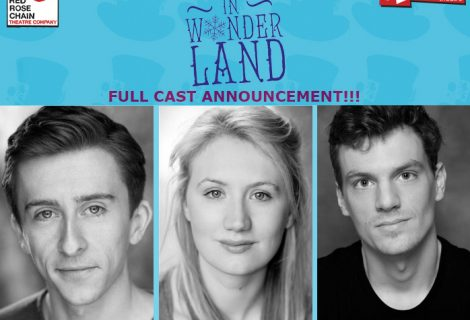 Alice in Wonderland cast announcement