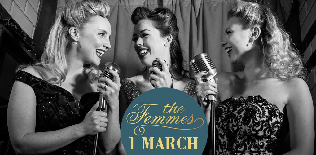 The Femmes 2019