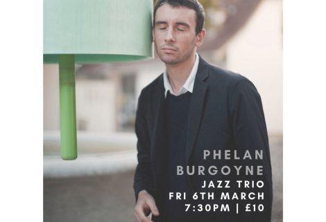Phelan Burgoyne Trio