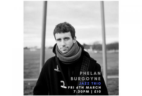 Phelan Burgoyne Jazz Trio