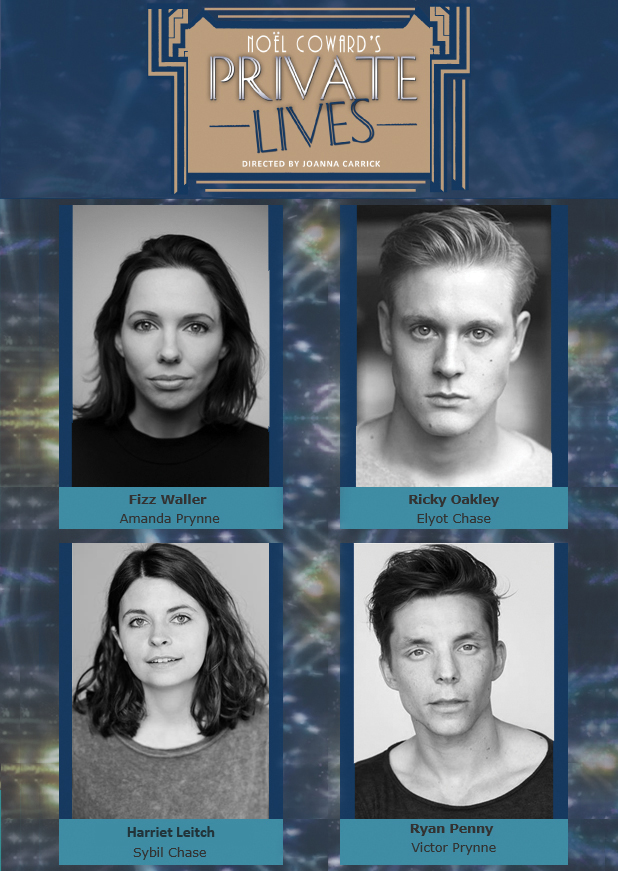 'Private Lives' Cast Announcement