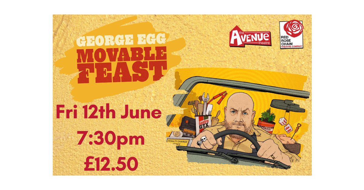 George Egg – Movable Feast