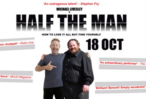 Half The Man – Michael Livesley