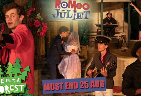 Theatre in the Forest 2019 – Romeo & Juliet