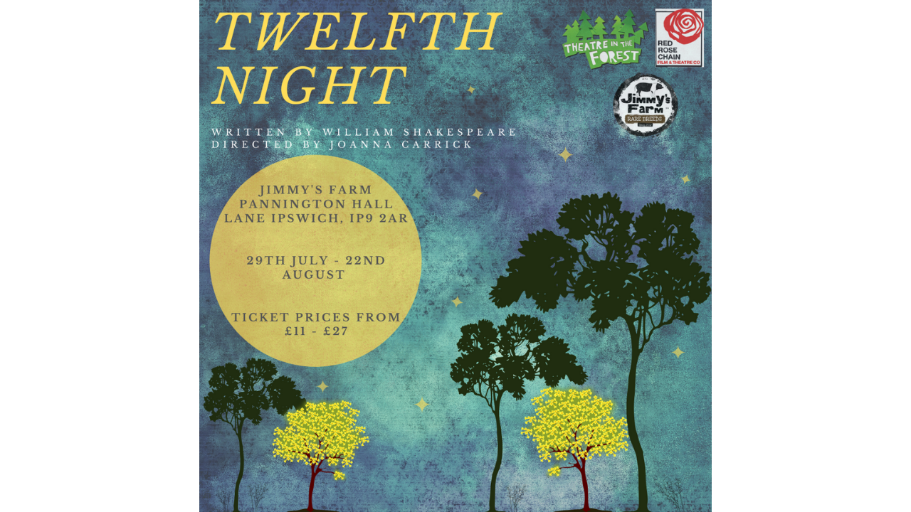 Theatre in the Forest 2020 – Twelfth Night