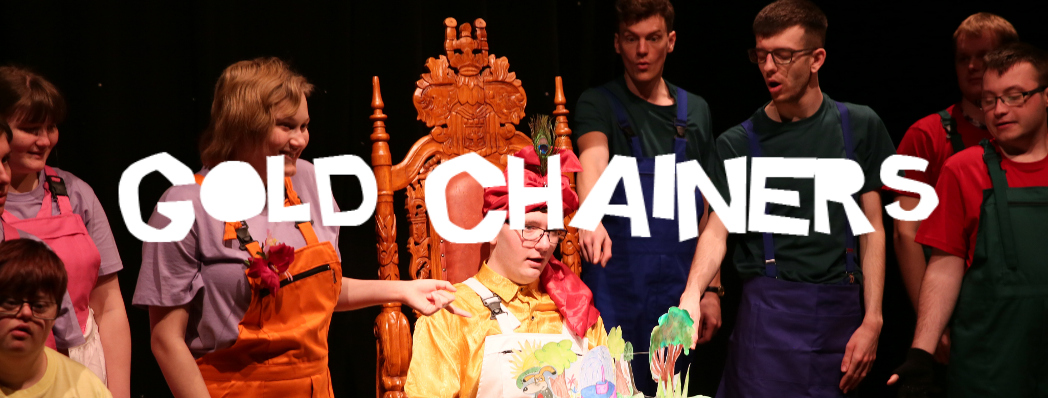 The Gold Chainers Youth Theatre