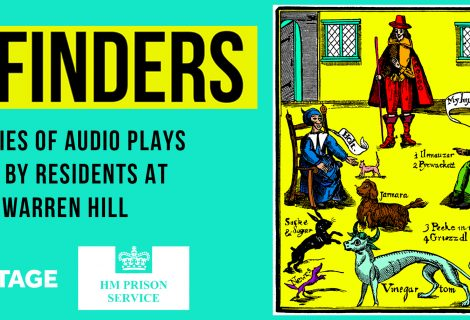 Witchfinder audio plays